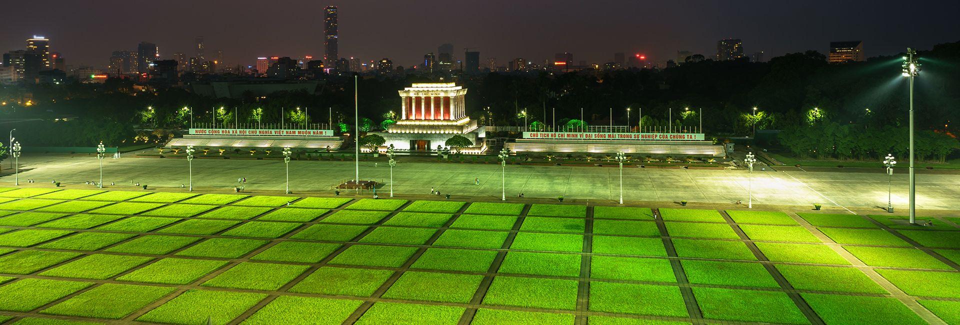 Quảng trường Ba Đình - Nơi hồn thiêng của Thủ Đô
