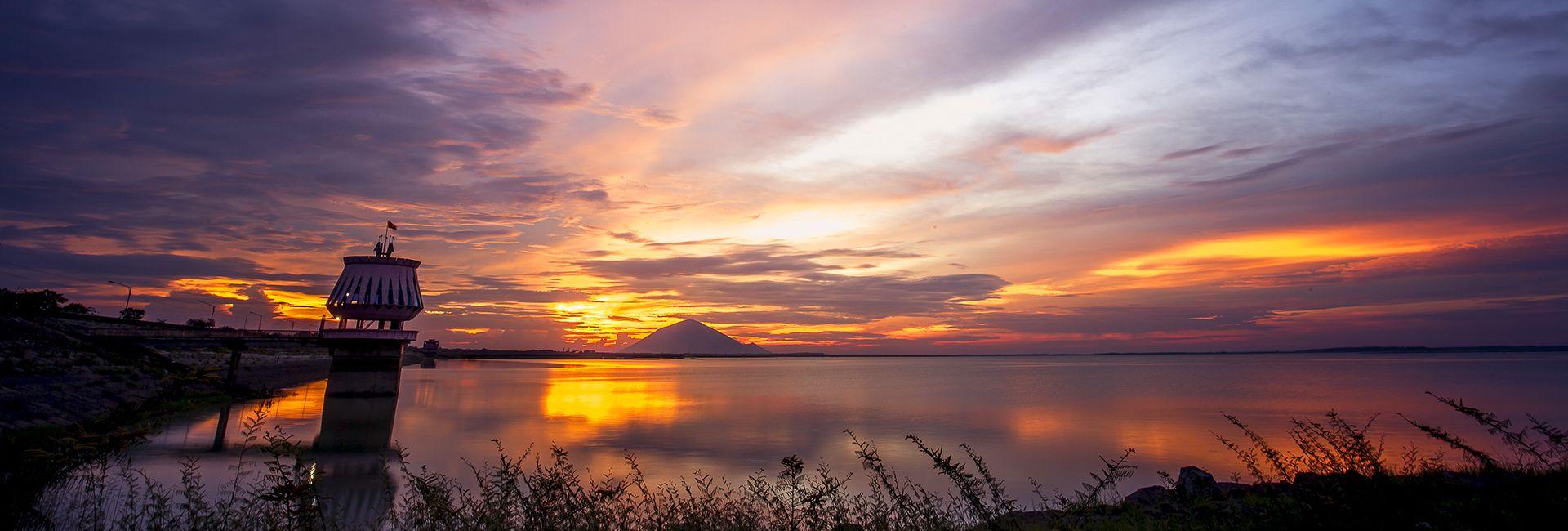 Hướng dẫn tham quan hồ Dầu Tiếng, Sài Gòn chi tiết nhất