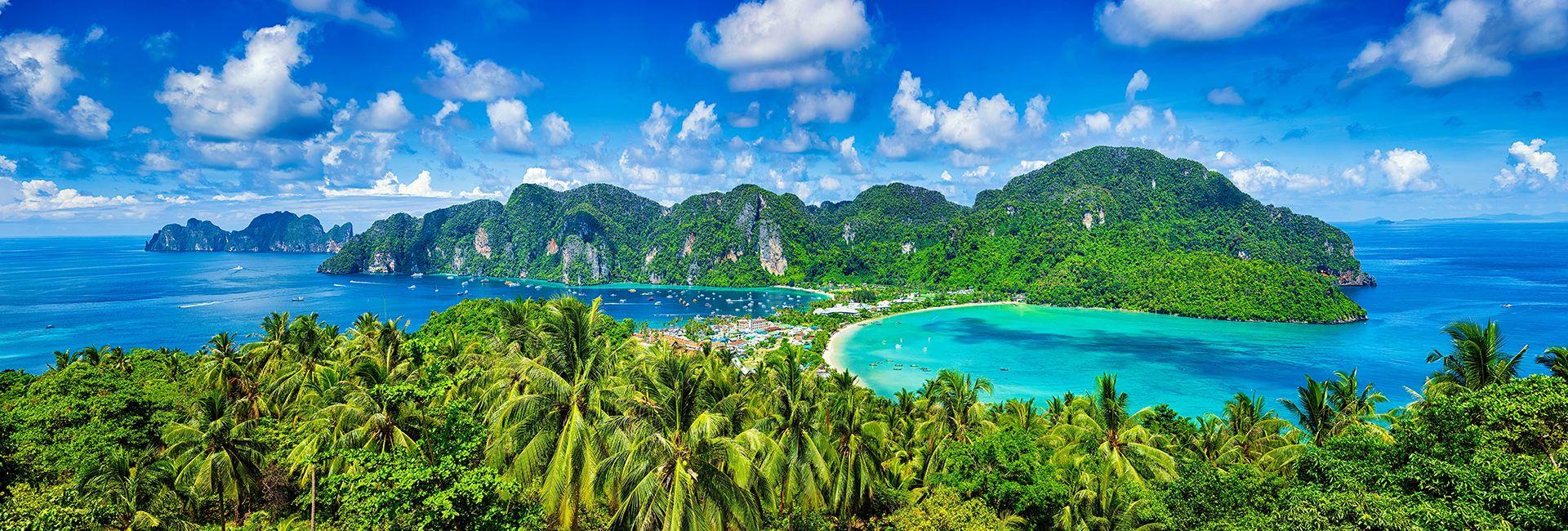 Top 6 bãi biển đẹp mê người ở Krabi, Thái Lan
