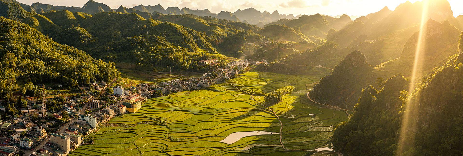 Khám phá vẻ đẹp 4 mùa của Hà Giang