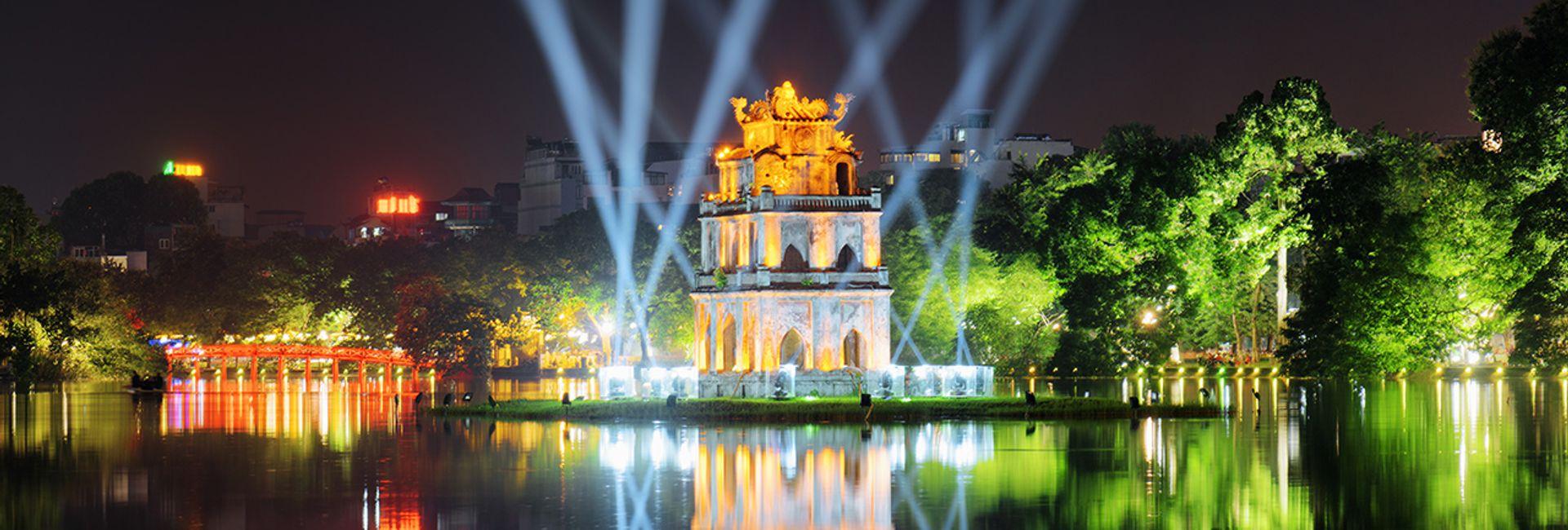 Tháp Rùa Hồ Gươm – Linh hồn của thủ đô Hà Nội