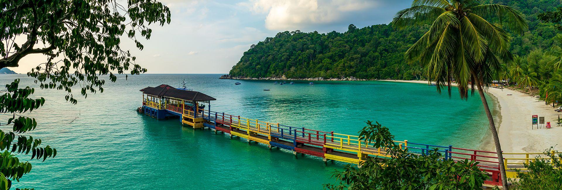 Top 9 bãi biển đẹp nhất ở Malaysia bạn không nên bỏ lỡ