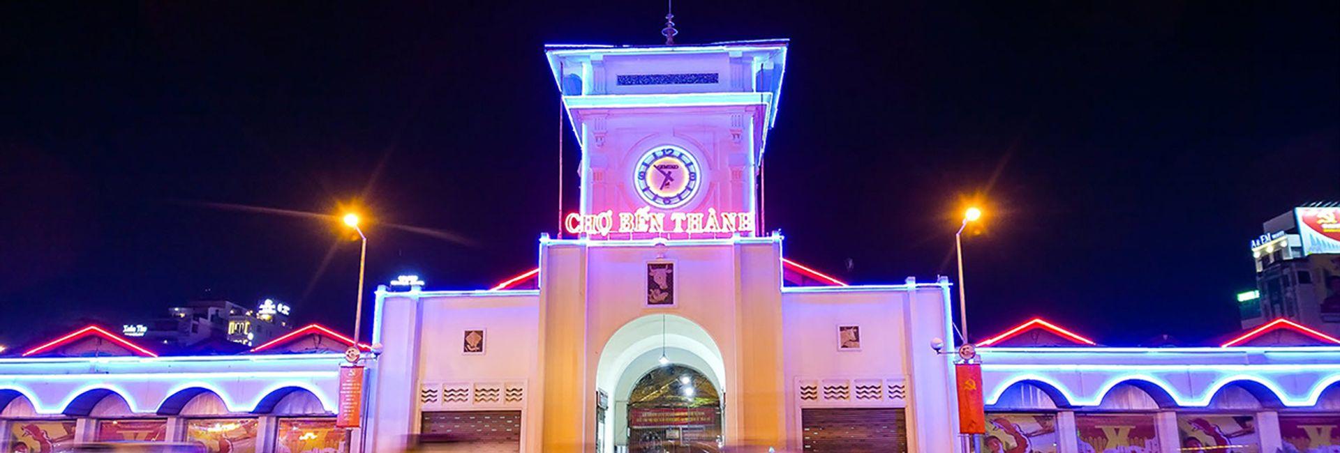 Tổng hợp 5 khu chợ Sài Gòn nổi tiếng sầm uất nhất