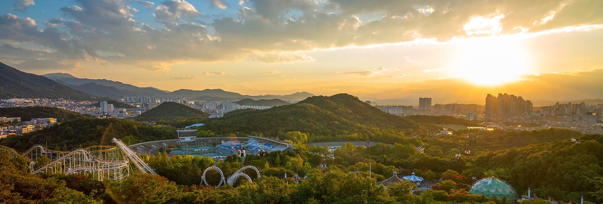 48 giờ khám phá Daegu, Hàn Quốc - Lịch trình chi tiết