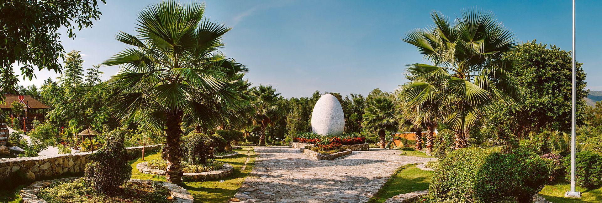 Khám phá khu du lịch Trăm Trứng Nha Trang - điểm đến hot nhất mùa hè!