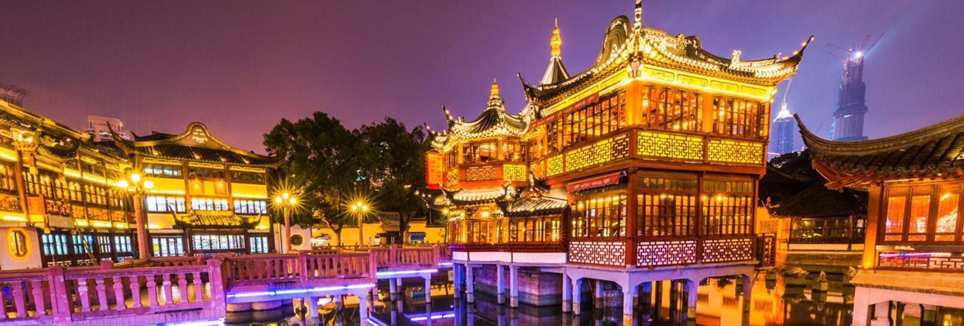 Top 8 địa điểm du lịch nổi bật nhất Thượng Hải, Trung Quốc