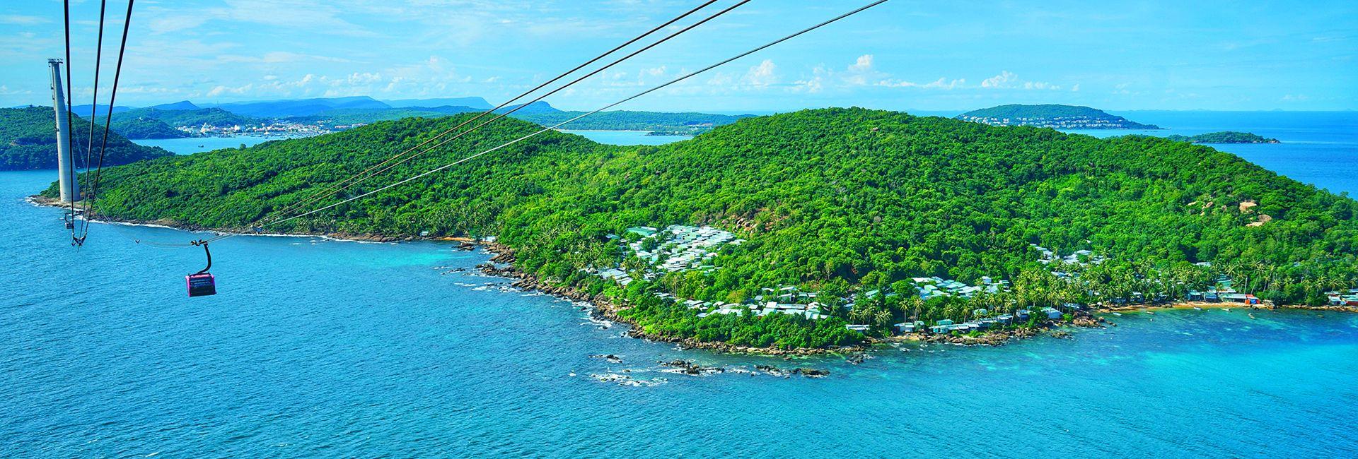 Đảo Hòn Thơm Phú Quốc - Thiên đường mê mẩn lòng người
