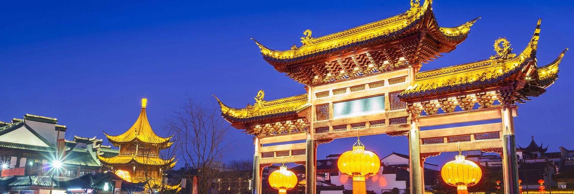 Top 9 địa điểm du lịch nổi bật nhất đường Tây Nam Kinh - Thượng Hải