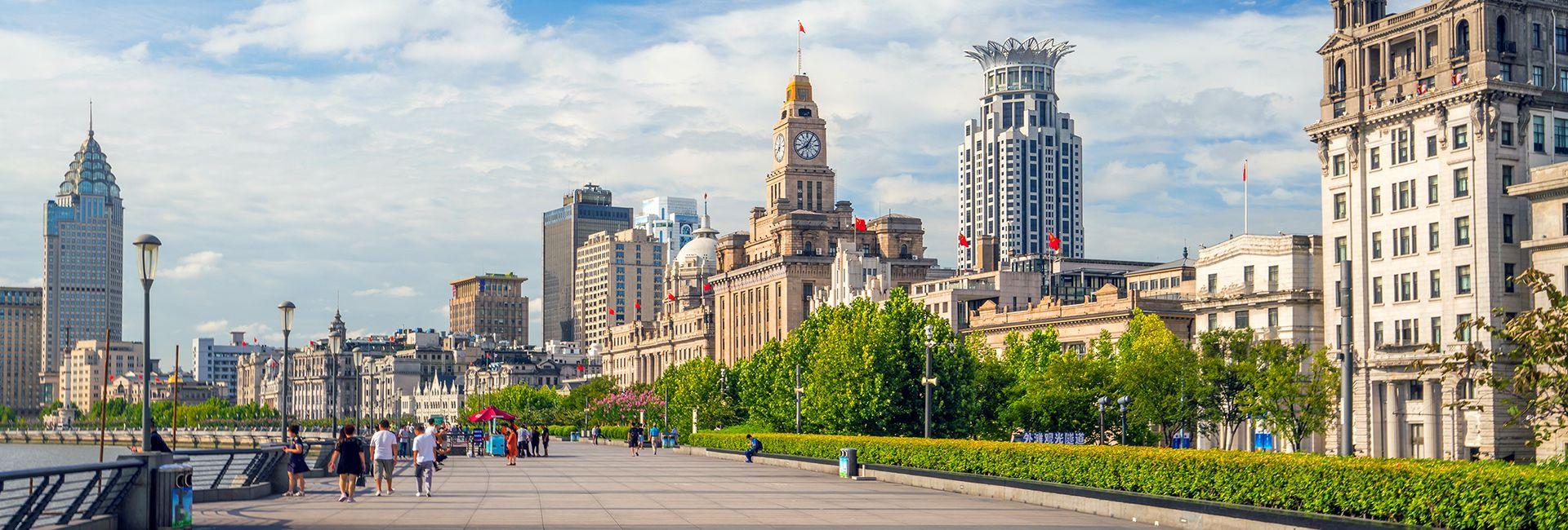 12 lý do bạn nên ghé thăm Thượng Hải một lần trong đời