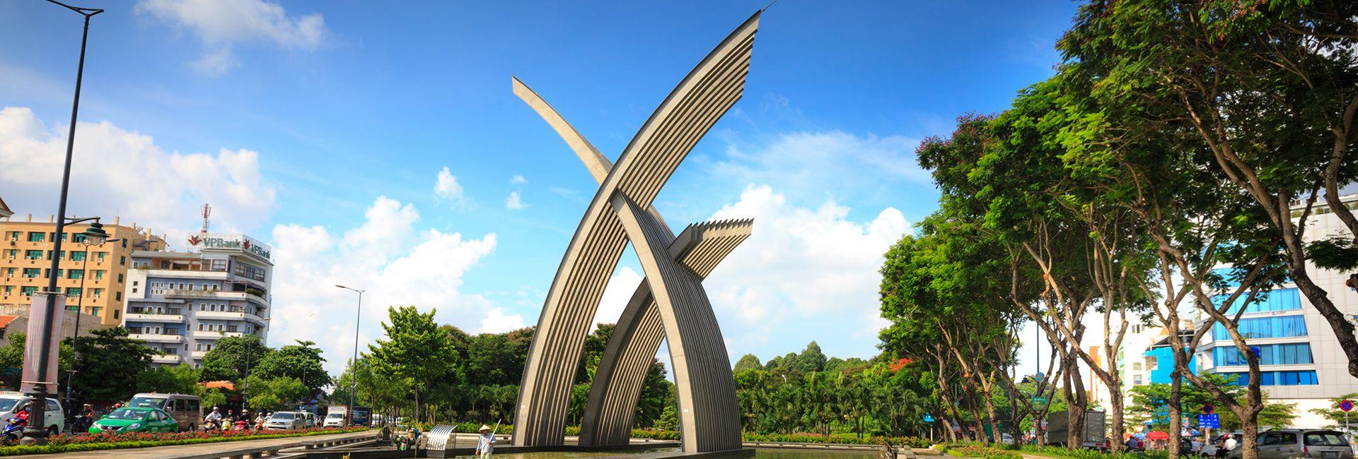 Có gì hot tại công viên Hoàng Văn Thụ, Sài Gòn vào cuối tuần?