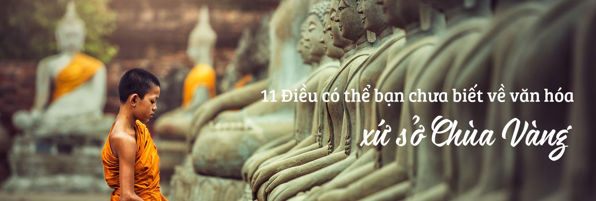 Top 11 điều bạn nên biết về văn hóa Thái Lan