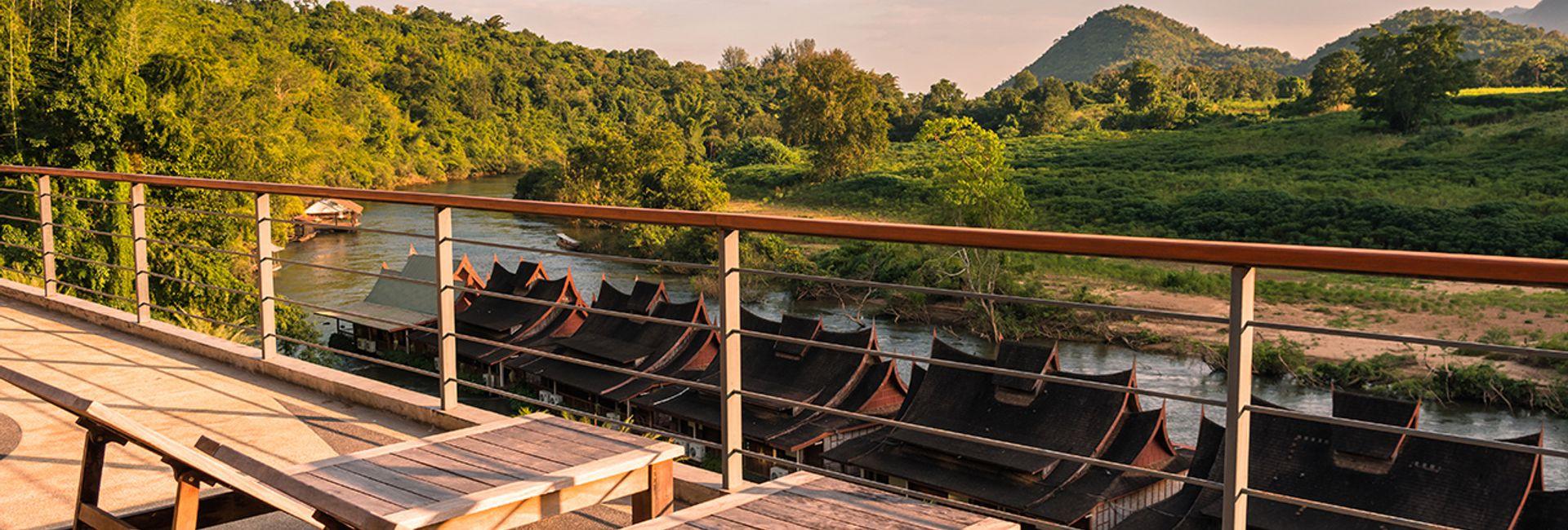 Top 10 khách sạn, nhà nghỉ tốt nhất ở Kanchanaburi