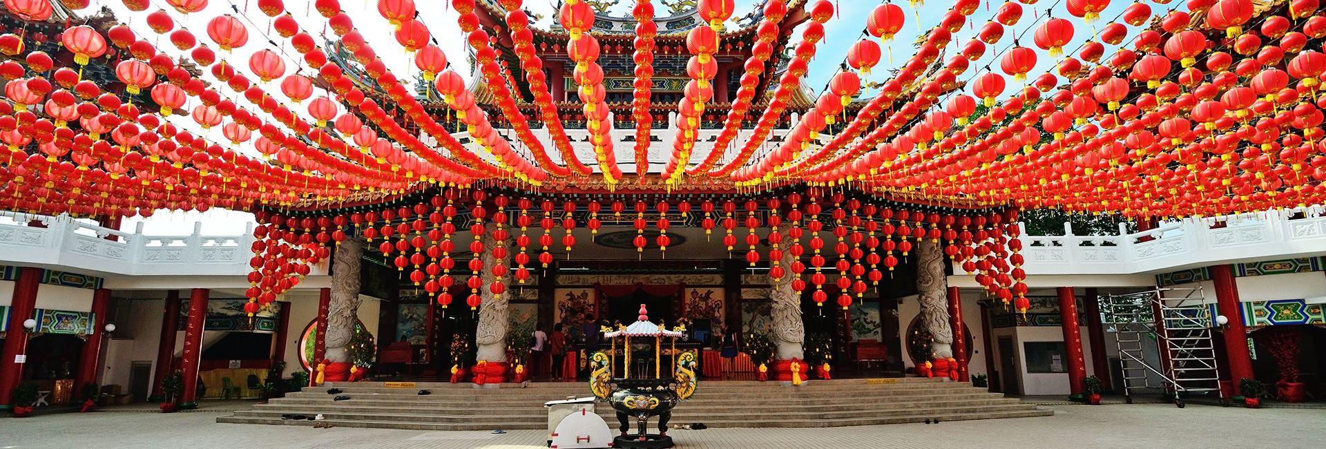 Hướng dẫn du lịch chi tiết tại Chinatown, Kuala Lumpur