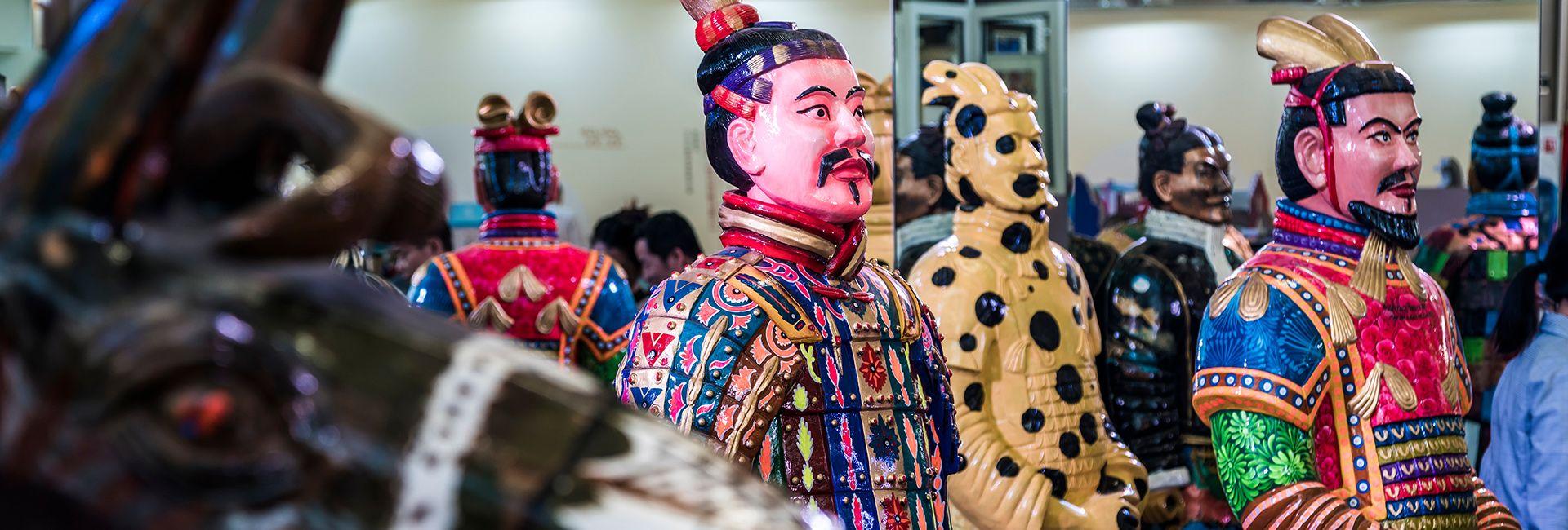 Mua gì làm quà khi du lịch Tây An, Trung Quốc?
