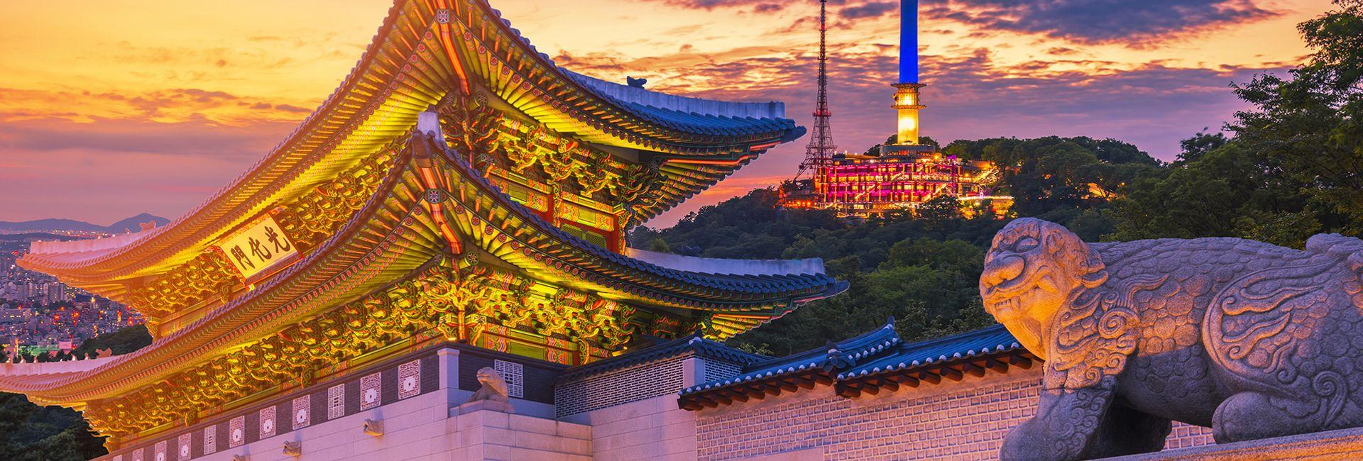 Kinh nghiệm du lịch Seoul dành cho gia đình