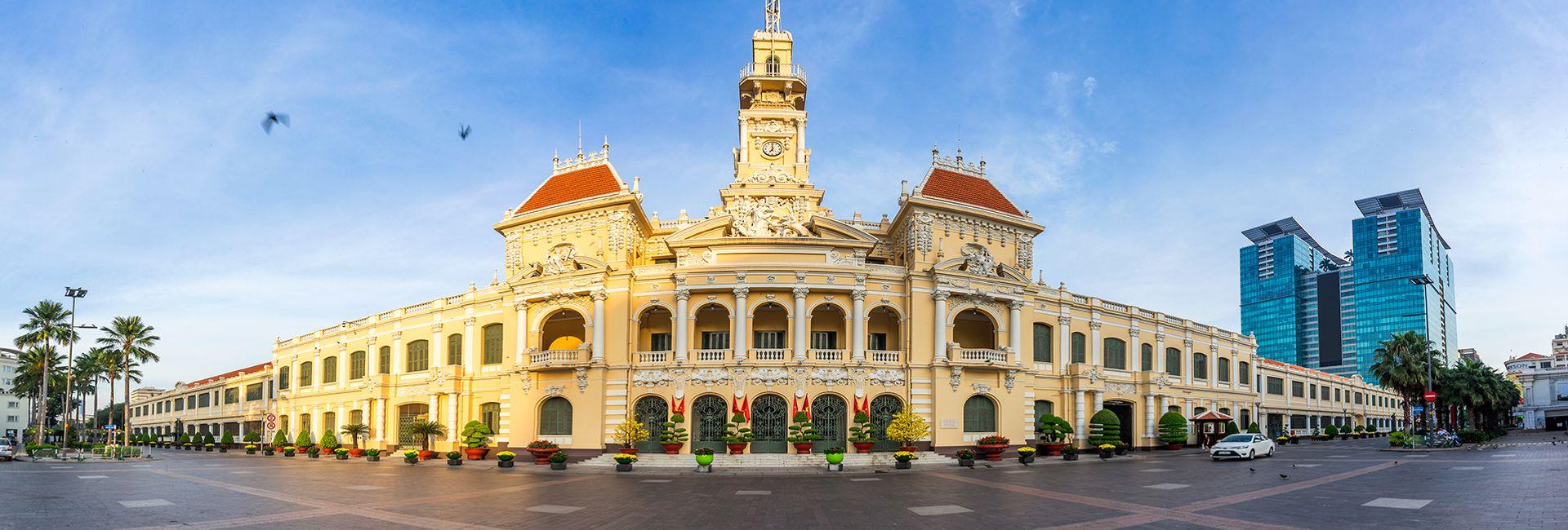 Hướng dẫn du lịch Sài Gòn 2 ngày 1 đêm đầy đủ và chi tiết nhất