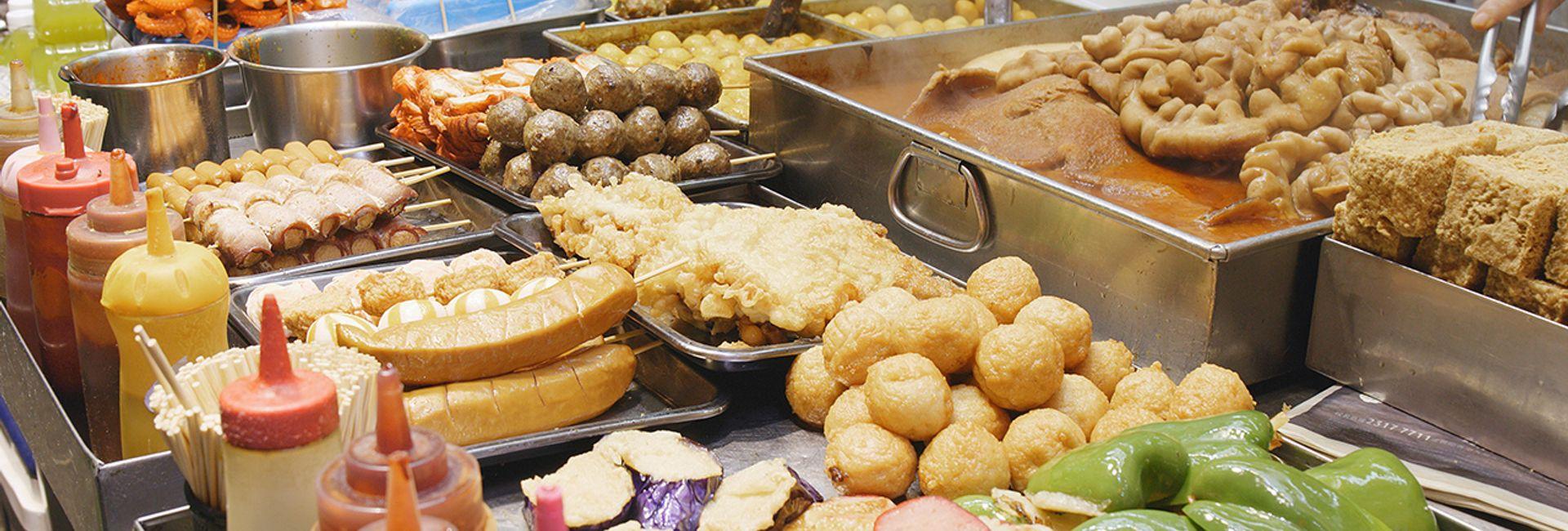 Top 10 món ăn đường phố nổi nhất tiếng Hồng Kông