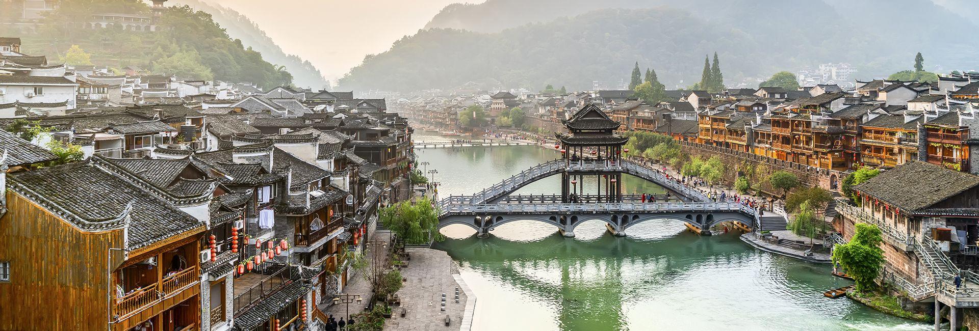 Kinh nghiệm du lịch Hồ Nam (Trung Quốc) từ A đến Z