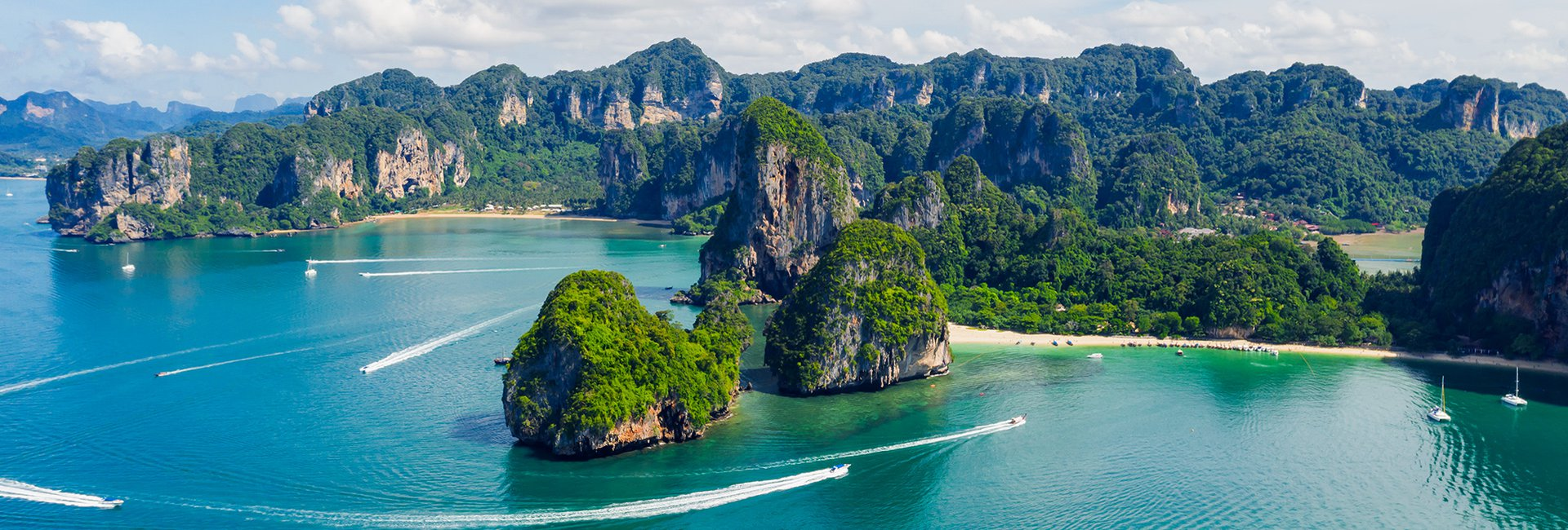 Top 10 điểm đến tuyệt đẹp tại Krabi, Thái Lan
