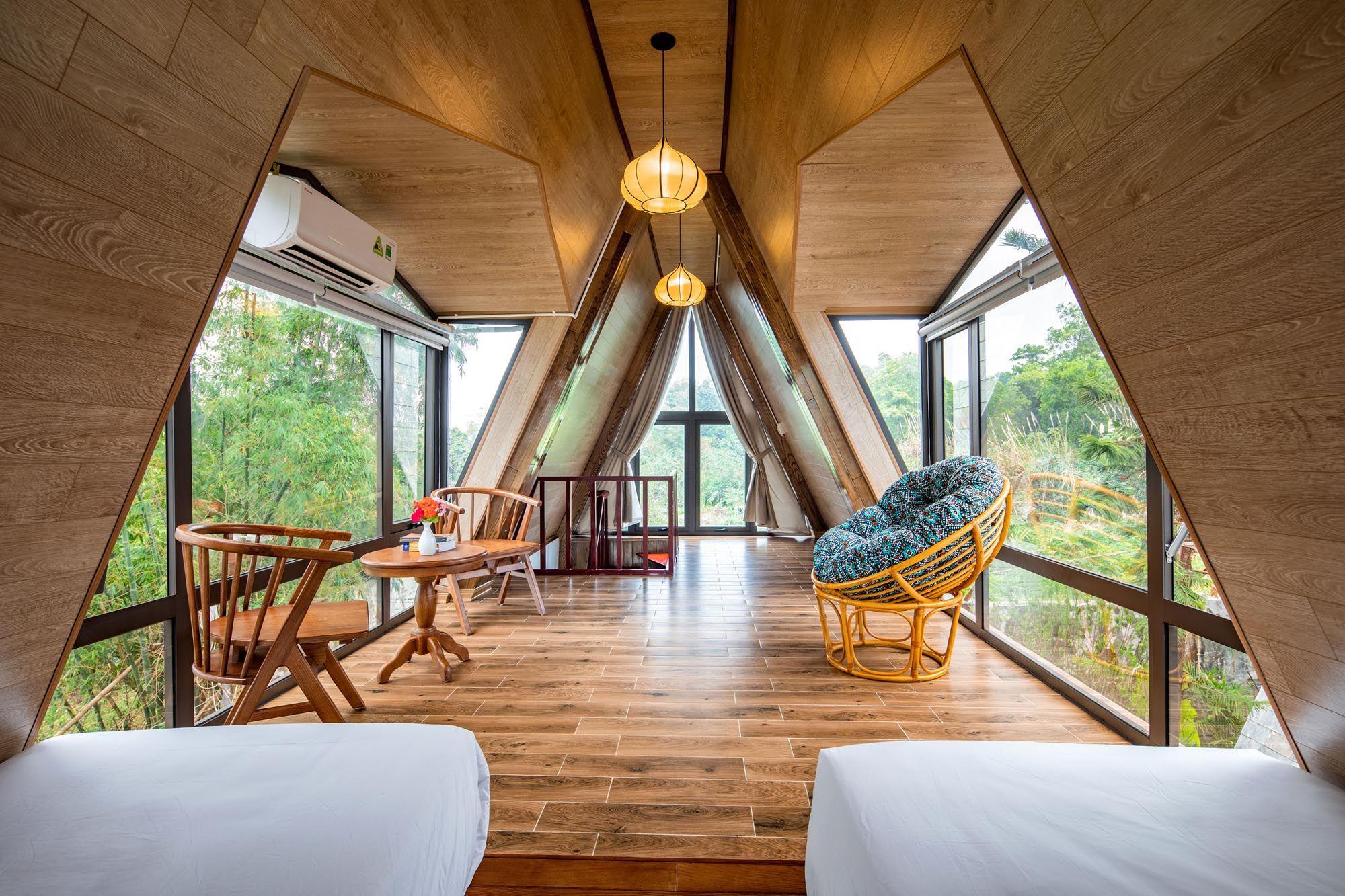 luxury duplex villa bai dinh resort spa ninh binh
