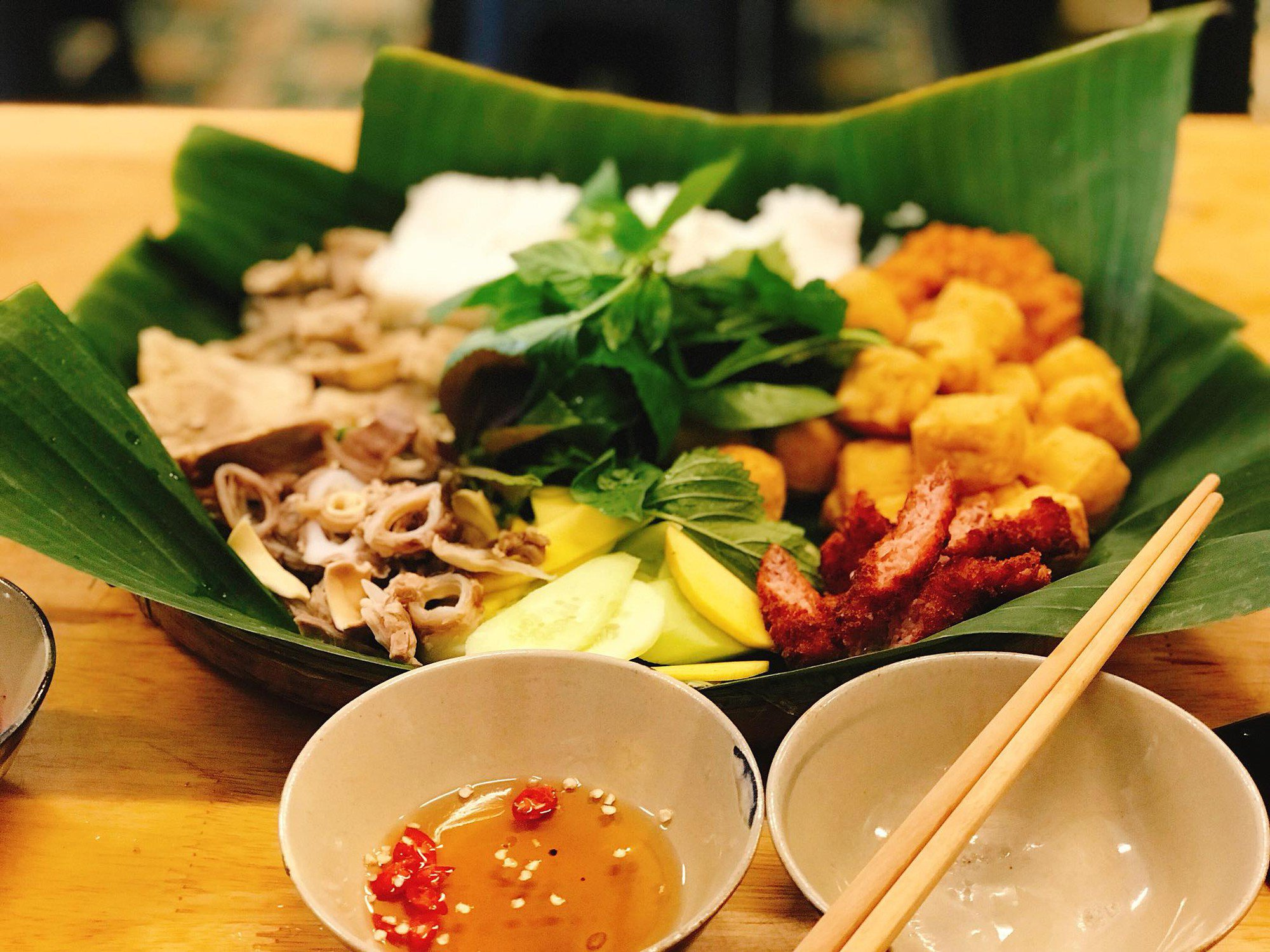 Bún đậu Thanh Trúc - 86 Vương Thừa Vũ