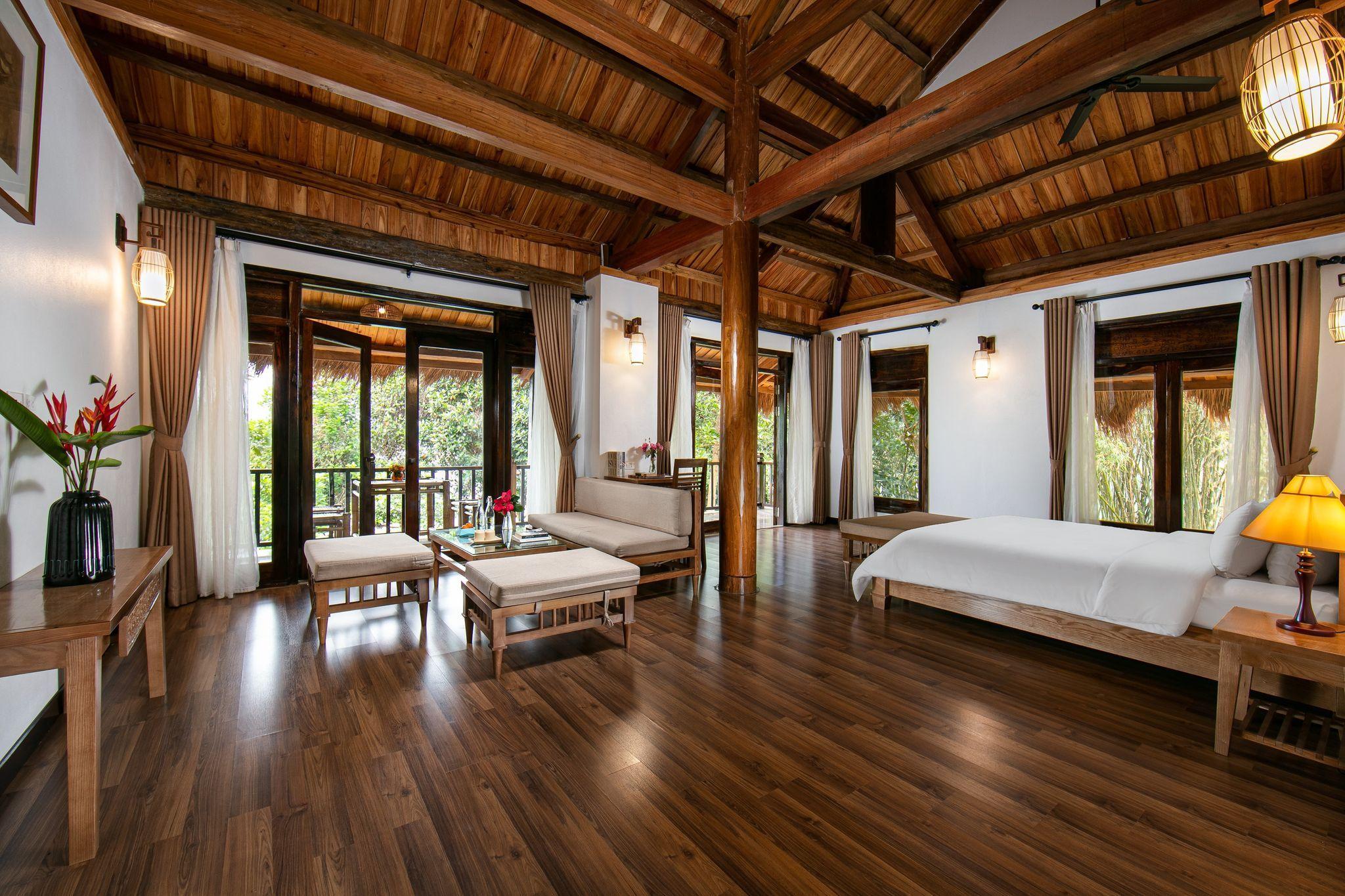 executive suite mai chau hideaway resort