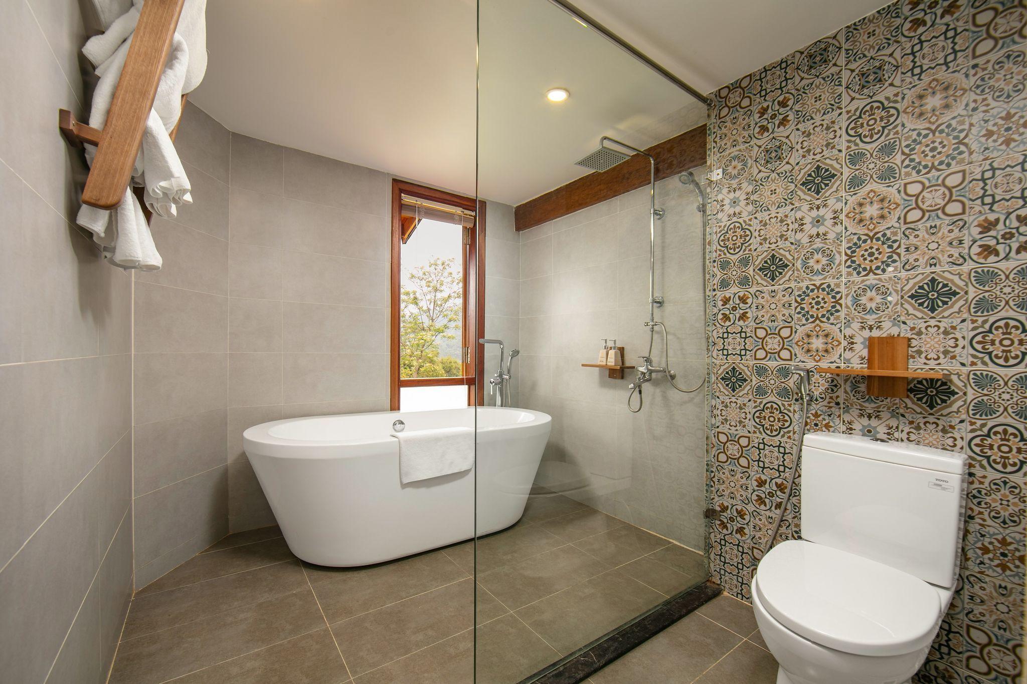 family suite mai chau hideaway resort