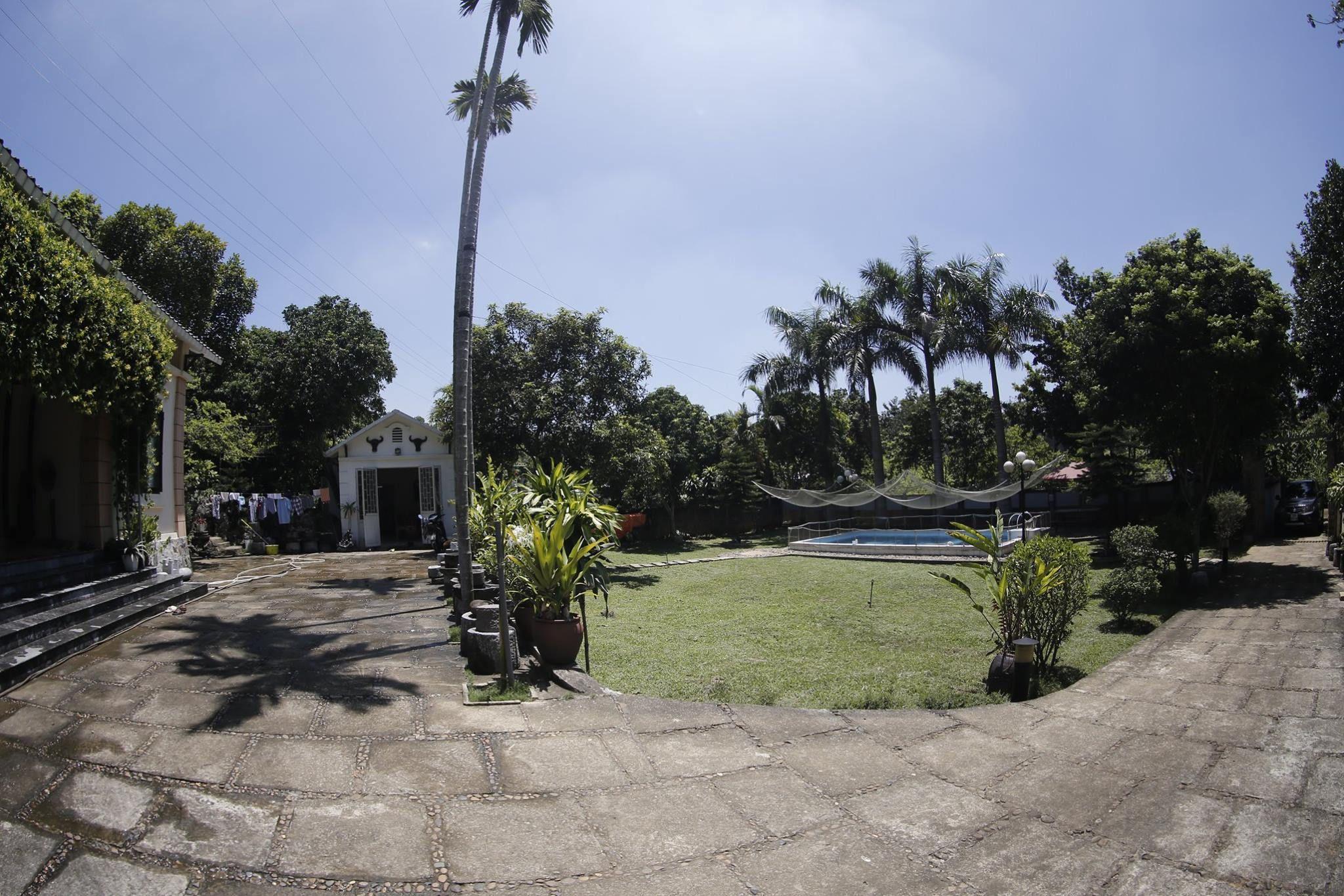 Không gian yên tĩnh ở Sunday Villa