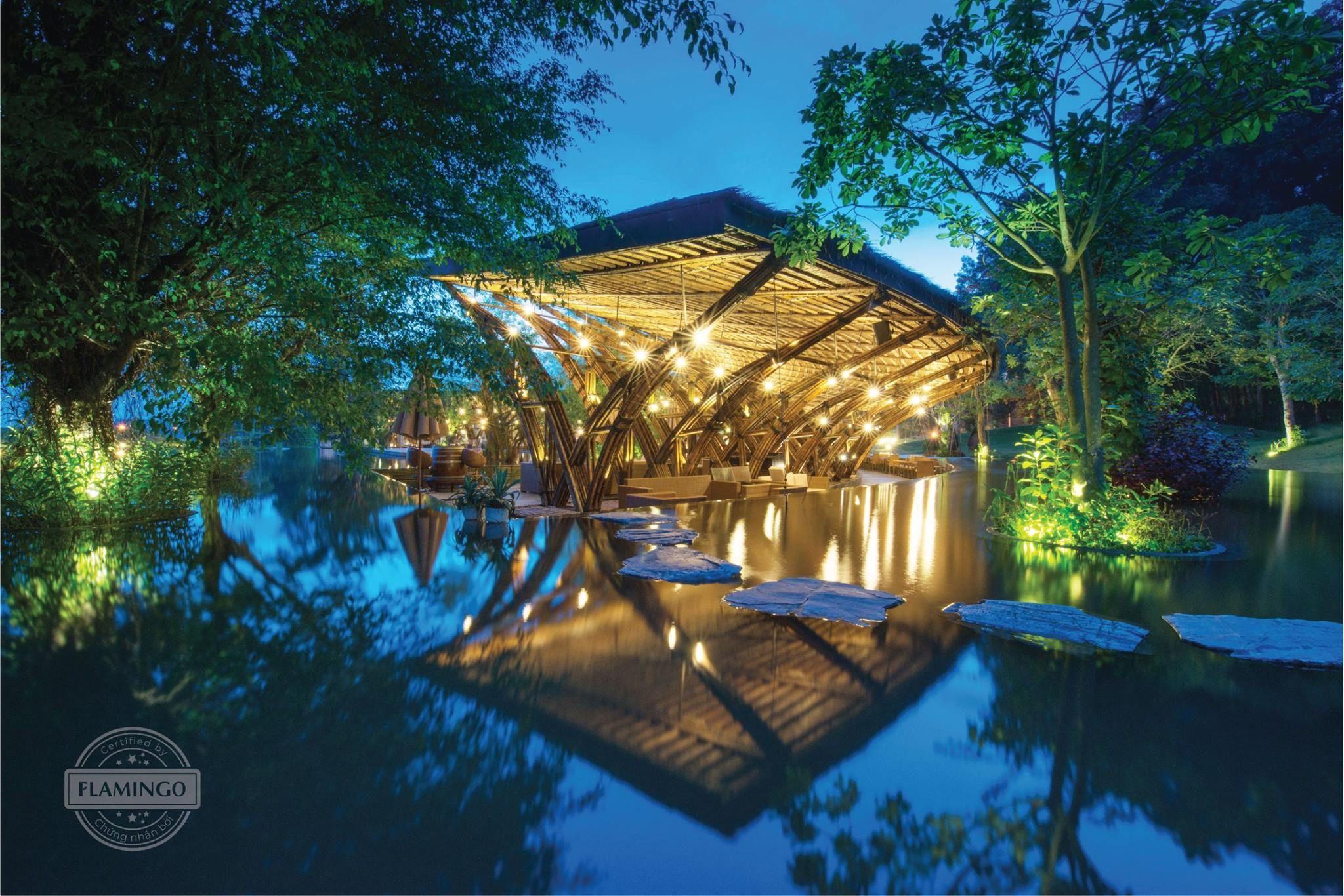bamboo wings flamingo dai lai resort