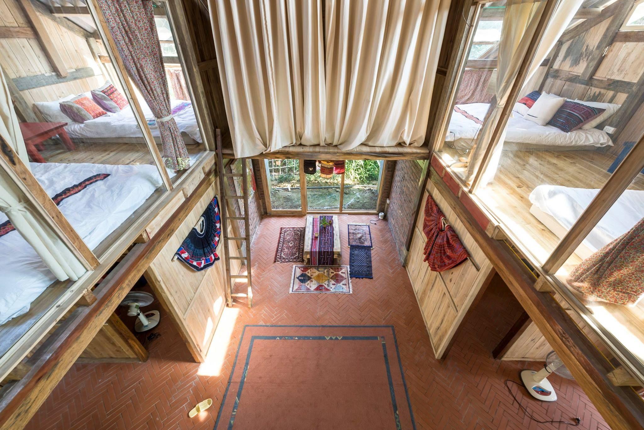 Homestay đẹp ở Sapa: Phơri's house