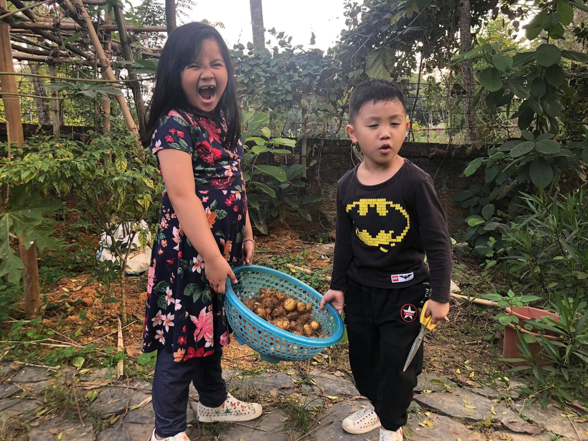 hoat dong tai van son garden homestay thach that ha noi