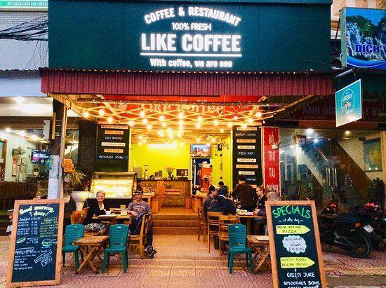 Quán Like Cafe