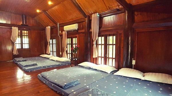 phong ngu country house homestay thach that ha noi