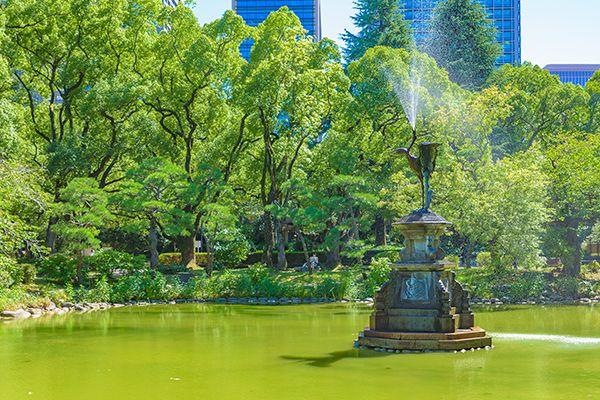 Top 10 địa điểm du lịch hấp dẫn nhất ở Hibiya, Tokyo
