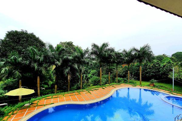 Green Villa Ba Vì - Biệt thự sang trọng giữa lòng thiên nhiên