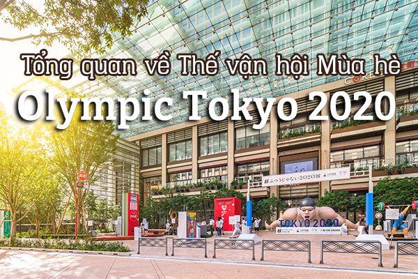 Tổng quan về Thế vận hội Mùa hè Olympic Tokyo 2020