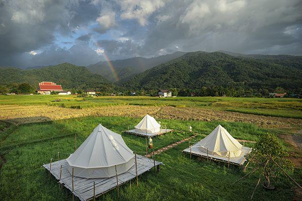 Top 5 địa điểm lý tưởng để cắm trại, tổ chức du lịch cho công ty tại Đà Nẵng