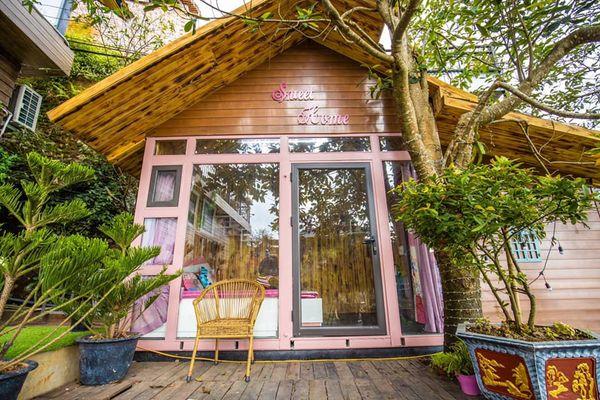 khong gian roses villa homestay tam-dao vinh phuc