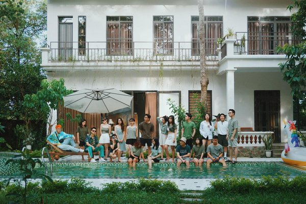 hoat dong tai lv house villa by de vuz homestay hoa binh