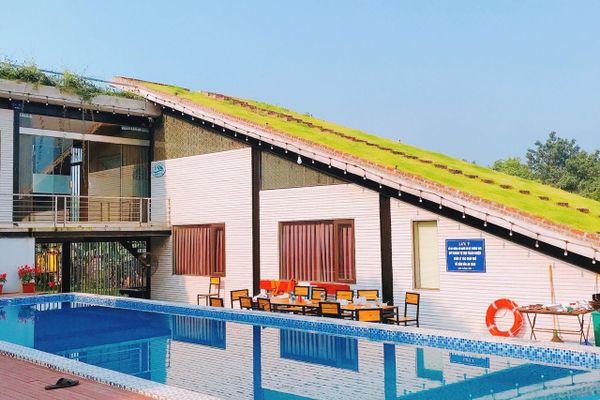Grass Villa Homestay Ba Vì