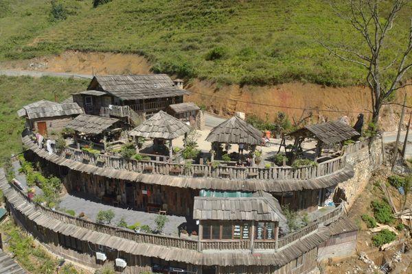 khuon vien muong hoa river view homestay sapa