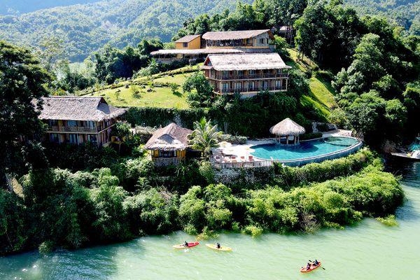hoat dong tai mai chau hideaway resort