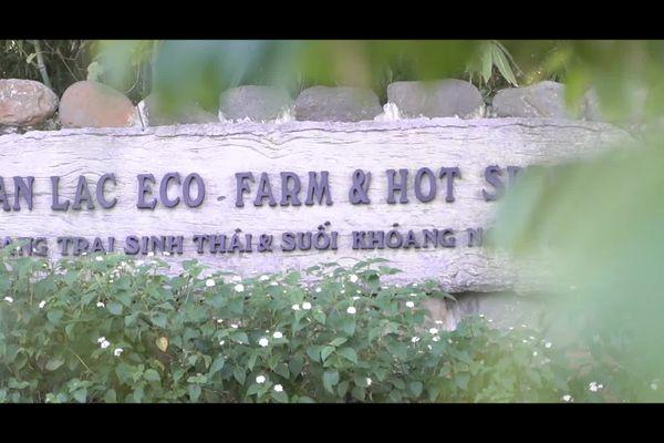 khuon vien an lac eco farm hot springs mai chau hoa binh