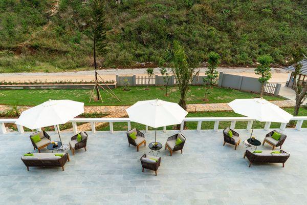 khuon vien mai chau moutain view resort hoa binh