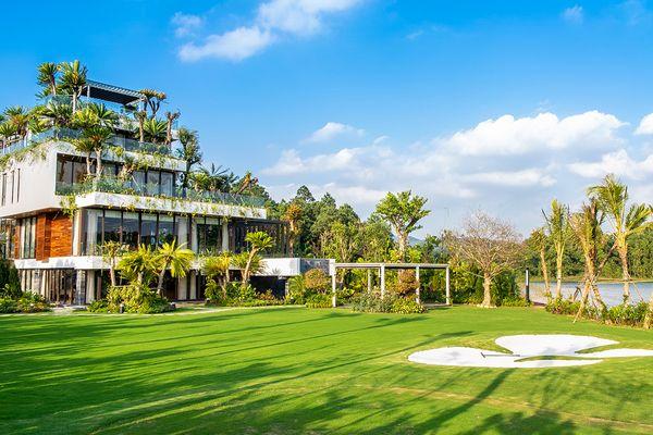 dinh thu legend mansion flamingo dai lai resort