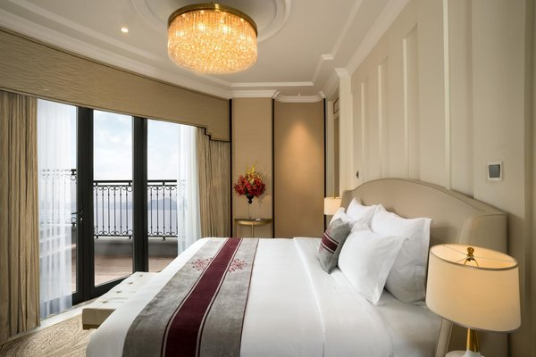 family suite vinpearl resort spa ha long