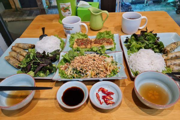 achi vegan house 50 thuy khue tay ho