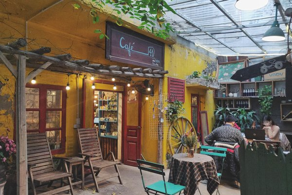 cafe nha 41 thai ha trung liet dong da