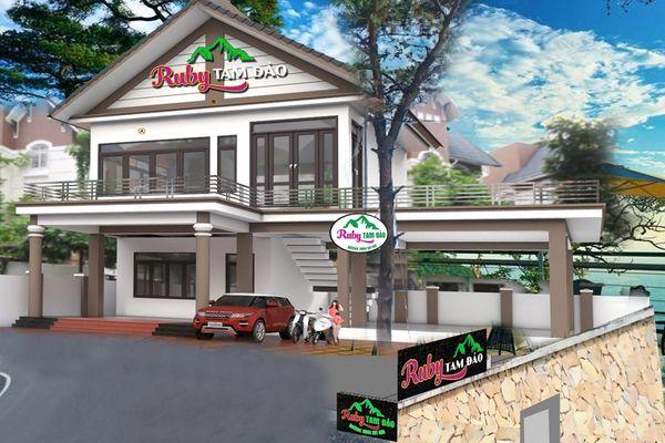 dream-house-homestay-tam-dao-vinh-phuc