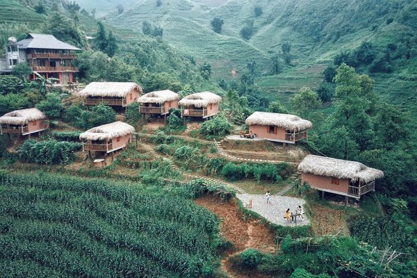 chapa farmstay mountain retreat homestay sapa lao cai